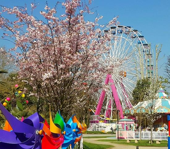 Biglietti scontati per famiglie dal 28 aprile al 1 maggio al Luneur Park
